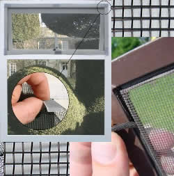 Aluminum Insect Screen